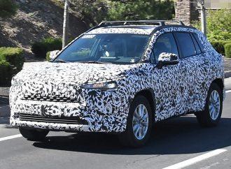 El Toyota Corolla Cross podría venderse en EE.UU. y Europa