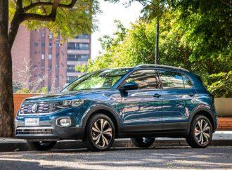 Volkswagen lanza el T-Cross 1.0 turbo