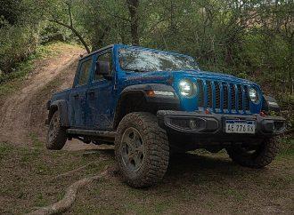 Prueba: Jeep Gladiator Rubicon