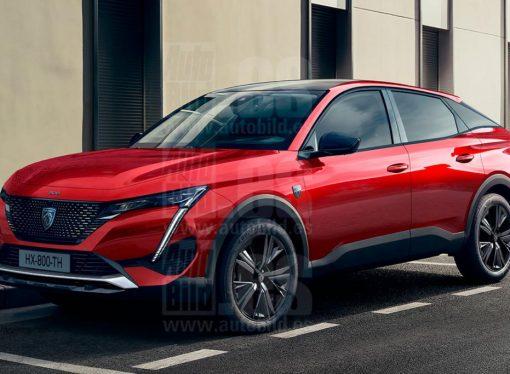 Peugeot podría lanzar un 308 crossover