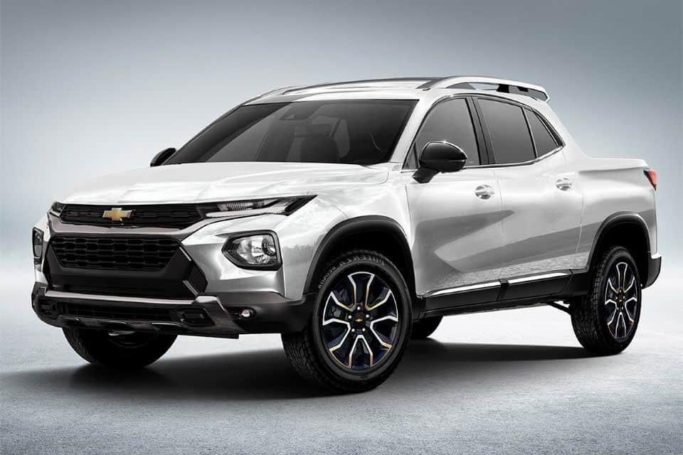 Chevrolet producirá la nueva Montana en Brasil