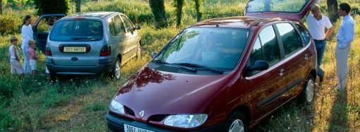 El Renault Scénic cumple 25 años