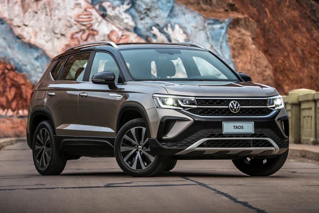 Volkswagen lanza el Taos en la Argentina