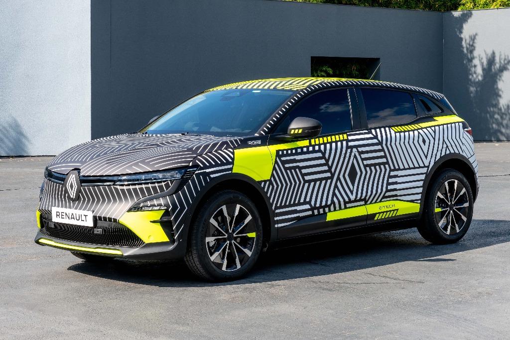 Renault comienza a mostrar el nuevo Mégane SUV