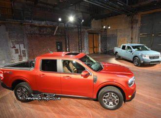 La Ford Maverick se destapa antes de tiempo