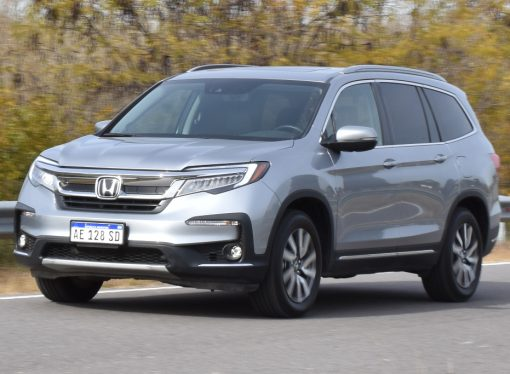Prueba: Honda Pilot Touring