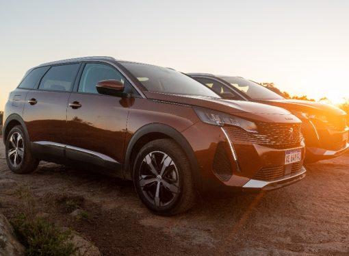 Peugeot lanza el rediseño de los 3008 y 5008
