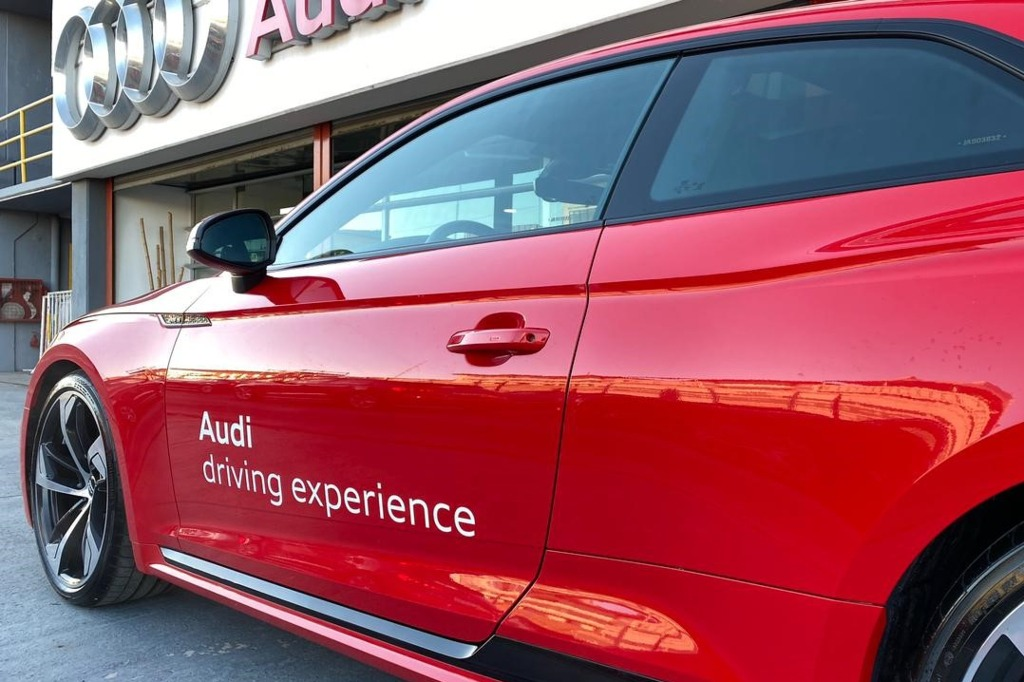 El Audi Driving Center reabre sus puertas