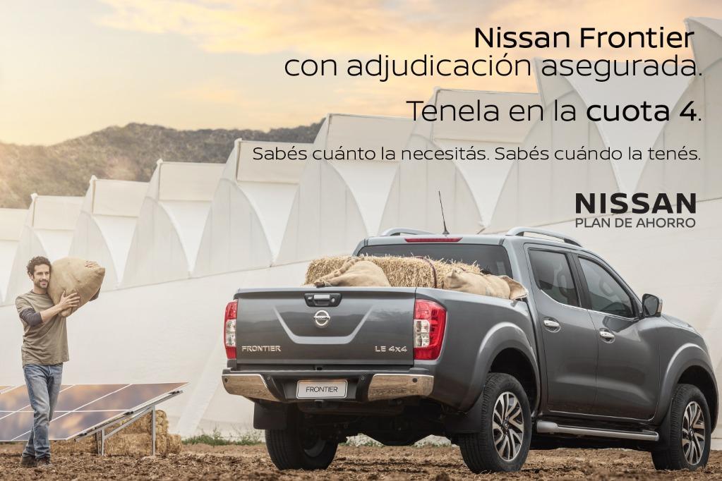Nissan lanza una nueva financiación para la Frontier