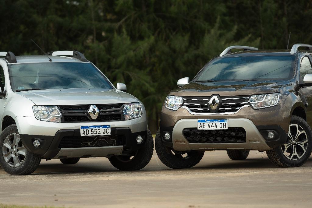 Los cambios de la nueva Renault Duster contra la actual