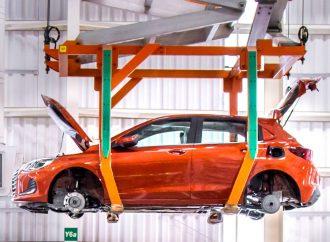La planta que hace el Chevrolet Onix, un tercio del año paralizada