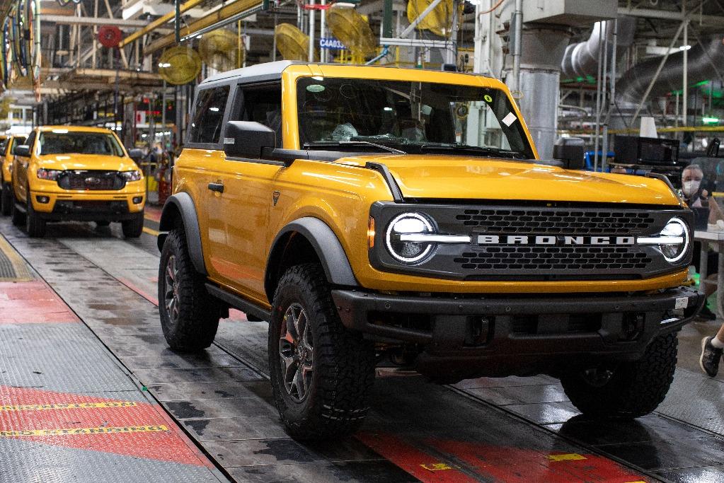 Ford inició la producción del nuevo Bronco. ¿Llegará a la Argentina?