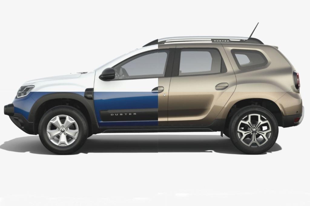 En qué se diferencian las cuatro versiones de la nueva Renault Duster