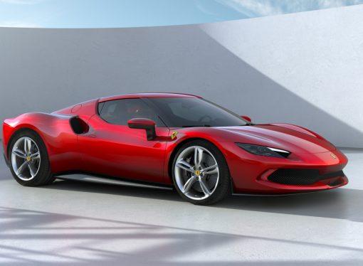 Con la 296, Ferrari vuelve al motor V6 tras medio siglo
