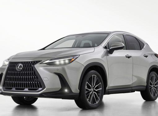 Lexus muestra la nueva generación del NX
