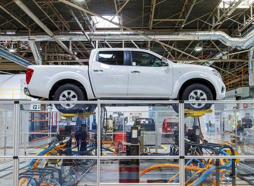Nissan dejará de producir la Frontier en Europa