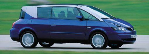 El incomprendido Renault Avantime cumple 20 años