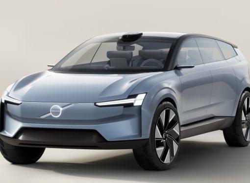 Recharge concept, el futuro eléctrico de Volvo