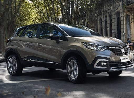 Renault renueva el Captur en Brasil: llega el año que viene