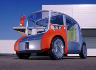 Concept extraños: Citroën Osmose (2000)