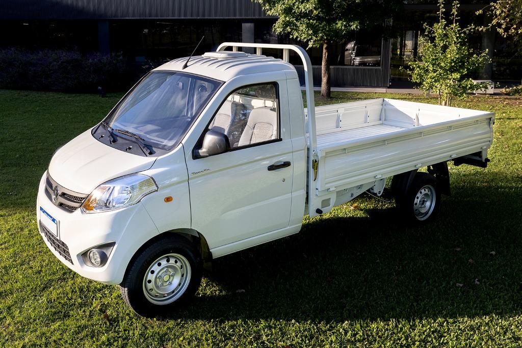 CVN lanza la Zanella Z-Truck