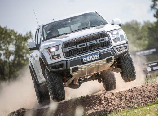Ford invita a sus clientes a una jornada off road