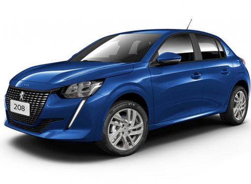 Peugeot vende en Uruguay el 208 argentino que nos gustaría tener acá