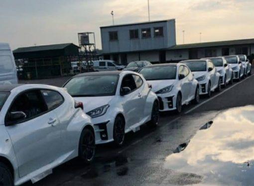 El Toyota Yaris GR, muy cerca de su presentación