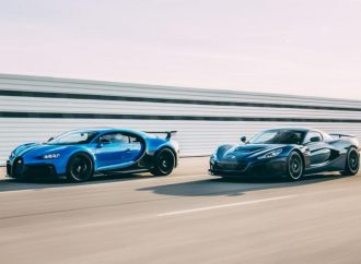 Bugatti y Rimac crean una empresa conjunta