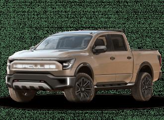 Pininfarina diseñará una pick up eléctrica con base Nissan