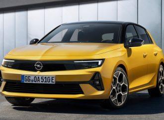 Opel revela la nueva generación del Astra