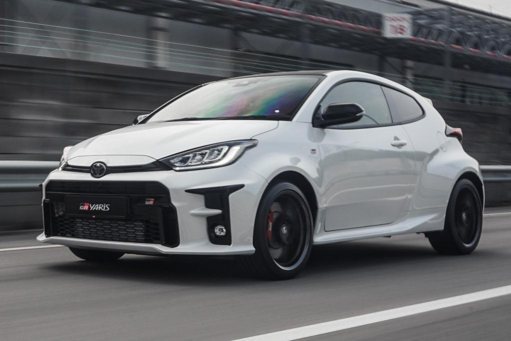 Los secretos mecánicos del Toyota GR Yaris