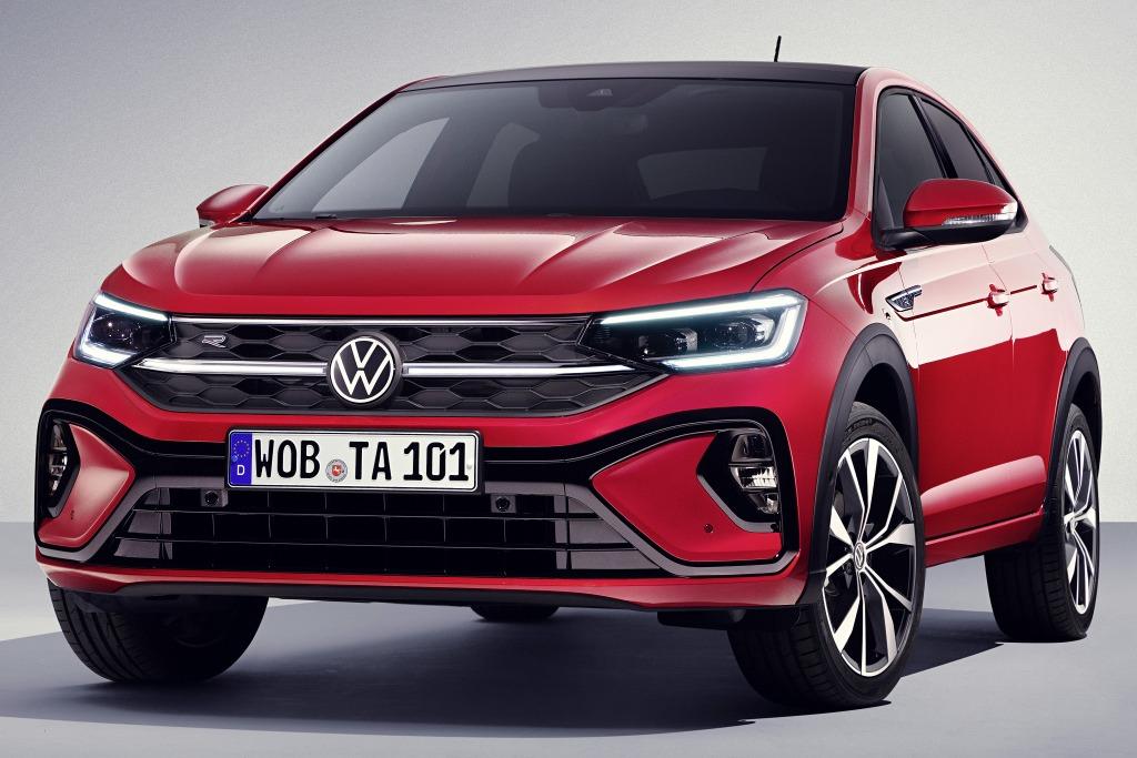 Volkswagen Taigo: así quedó el Nivus europeo