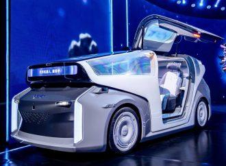 ¿Los autos del futuro serán como este robocar chino?