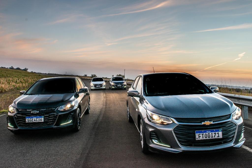 Chevrolet vuelve a producir el Onix en Brasil tras cuatro meses