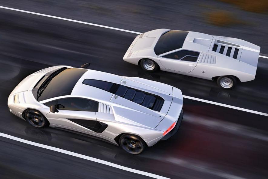 Es oficial: así es el nuevo Lamborghini Countach