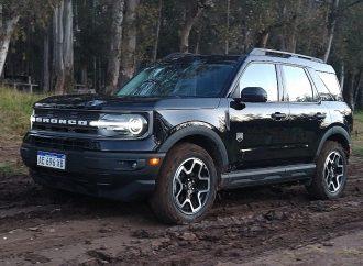 Prueba: Ford Bronco Sport 1.5 Big Bend