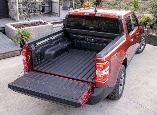 Ford no descarta una pick up por debajo de la Maverick