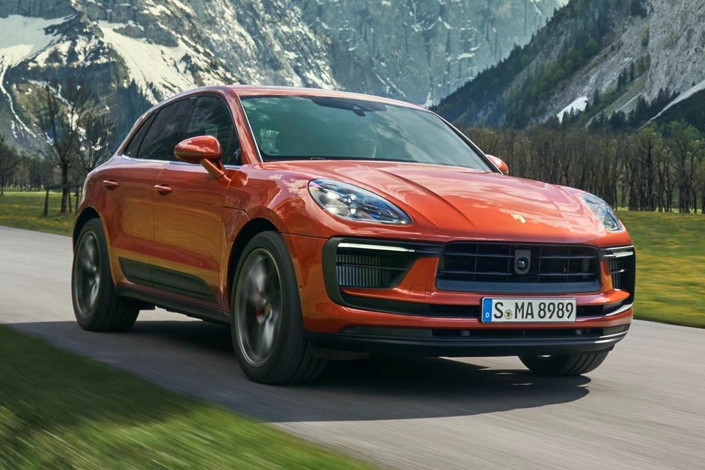 Porsche lanza el rediseño del Macan