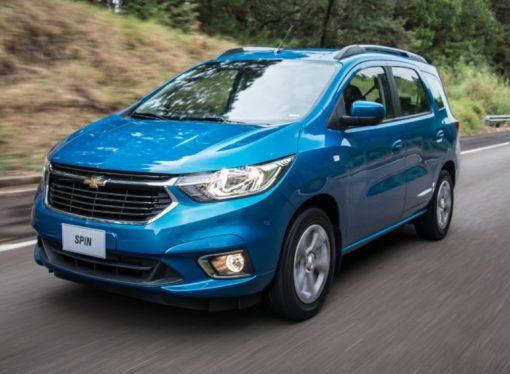 Chevrolet lanza el rediseño de la Spin: desde $506.900
