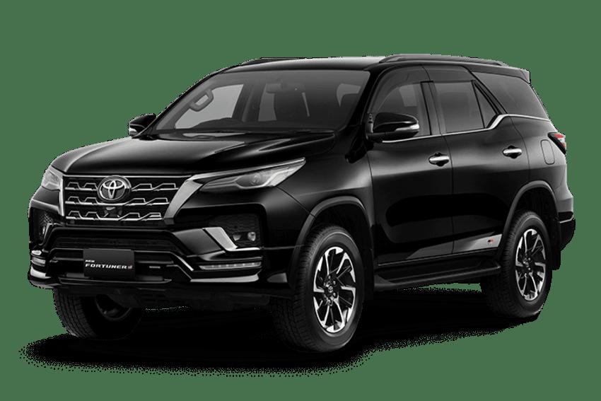 La Toyota SW4 ya tiene su versión GR en Asia