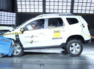 La Renault Duster sacó cero estrellas con el nuevo protocolo de LatinNCAP