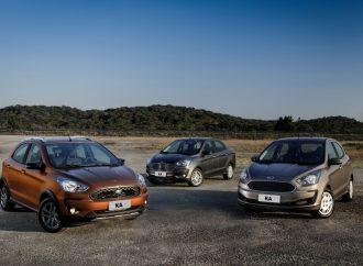 Ford deja de vender el Ka en la Argentina