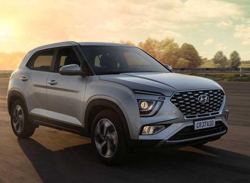 Esta es la nueva Hyundai Creta brasileña que llegará al país en 2022