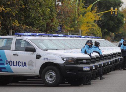 Escándalo con los patrulleros bonaerenses que se entregan más de una vez