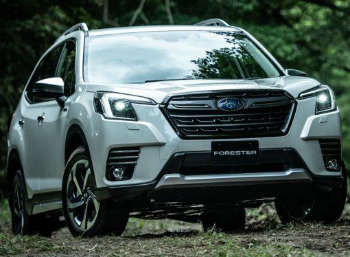 Subaru renueva la Forester en Japón