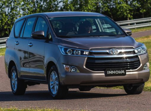 Toyota deja de vender la Innova en la Argentina