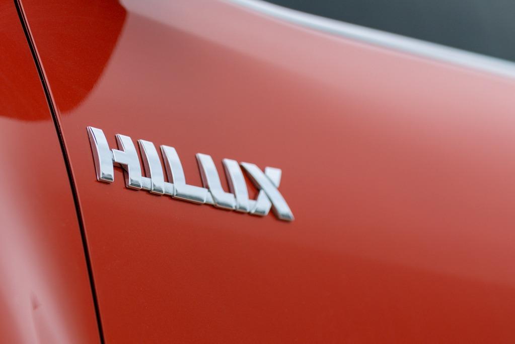 La futura Toyota Hilux podría llevar un híbrido diesel