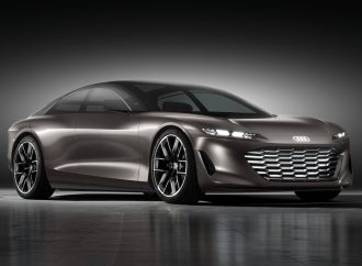 Audi Grandsphere, aun más lujoso que un A8