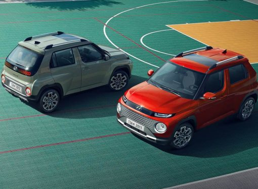 Hyundai estrena un mini SUV: el Casper